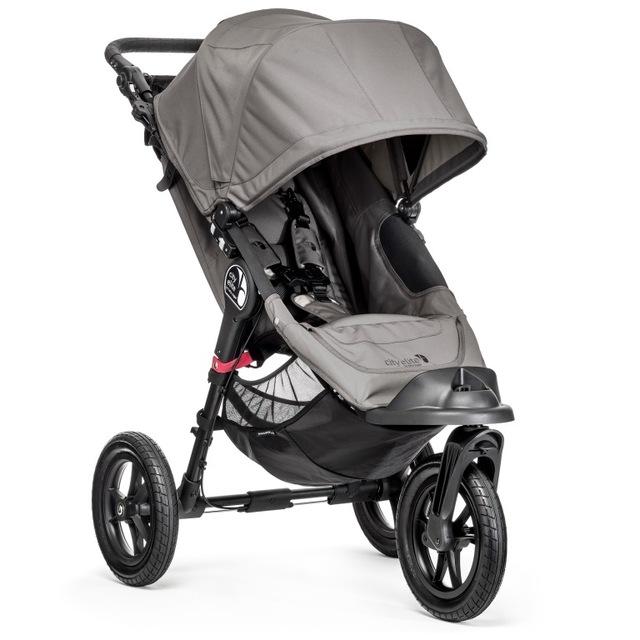 Baby Jogger City Elite 2015 gray
