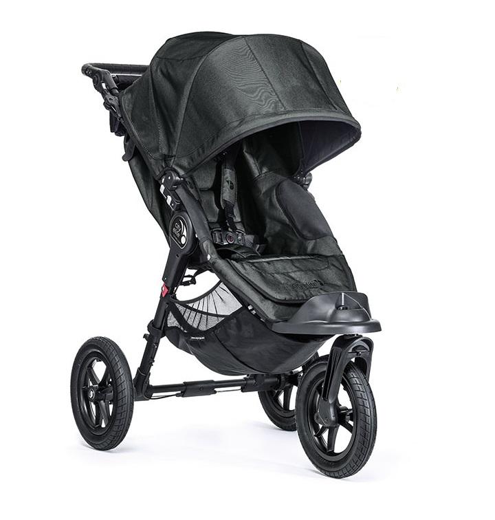 Baby Jogger City Elite 2016 titanium