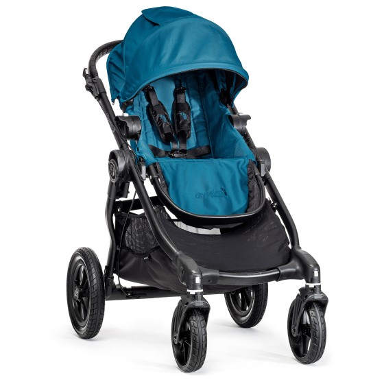 Baby Jogger City Select 2015 teal