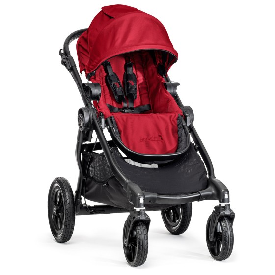 Baby Jogger City Select 2015 red