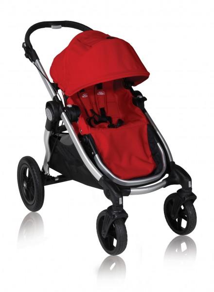 Baby Jogger City Select 2015 ruby