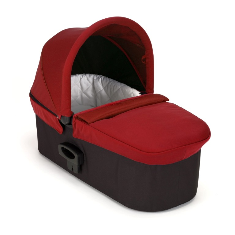 Baby Jogger DELUXE hluboká korba 2015 red