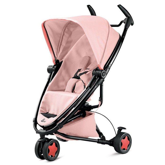 Quinny Zapp Xtra2 2016 pink pastel