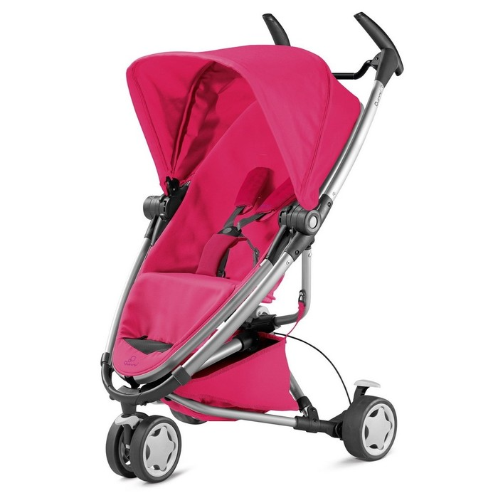 Quinny Zapp Xtra2 2016 pink passion