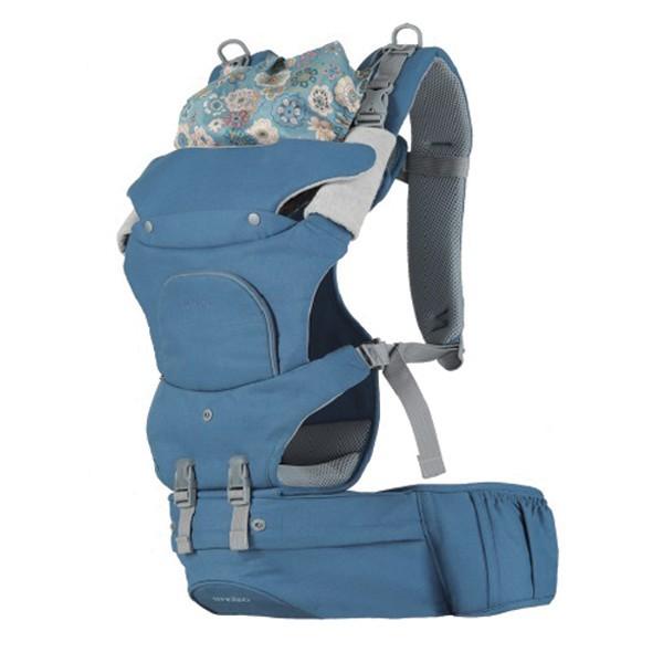 NUVOLINO Nosič na dítě Active Hipseat blue