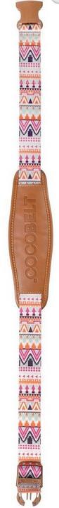 Cocobelt® pás pro snadné nošení autosedačky aztek