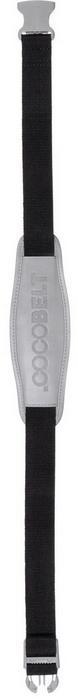 Cocobelt® pás pro snadné nošení autosedačky black