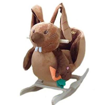 BabyGo houpací zvířátko králíček