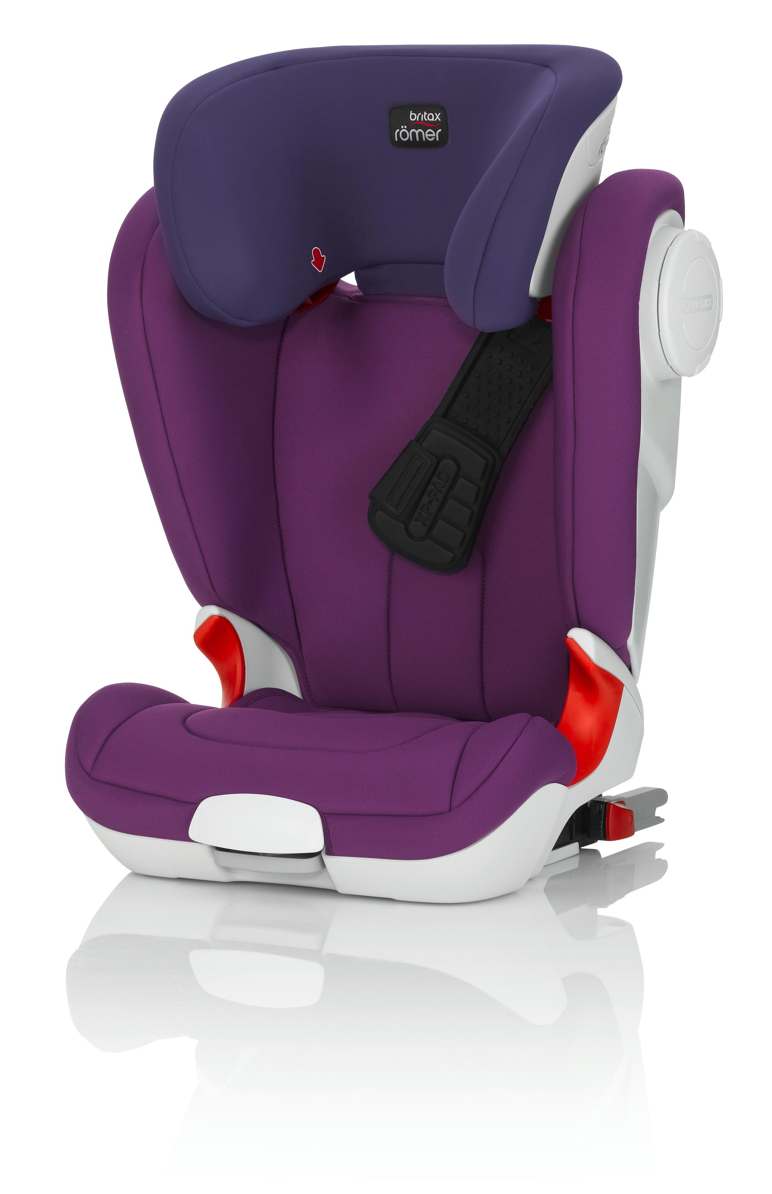 Römer Kidfix XP SICT 2016 Mineral Purple