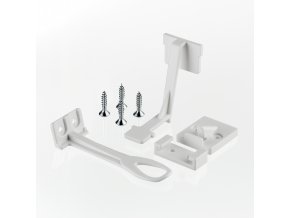 Reer 71010 zámek na skříně a šuplíky 3ks
