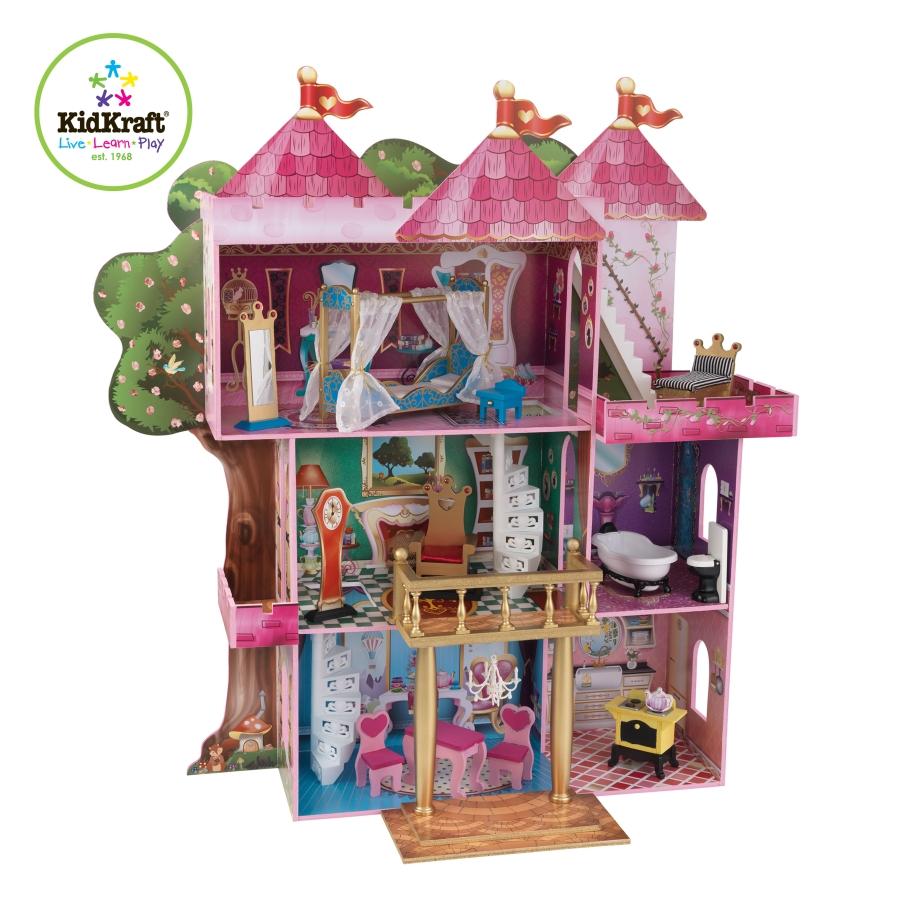 Kidkraft Storybook Mansion domeček pro panenky