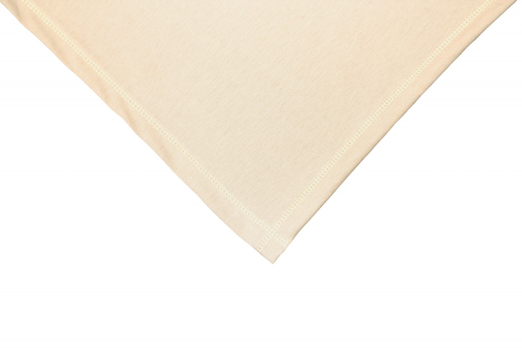 Emitex Letní deka BIO bavlna 70 x 100 cm béžová