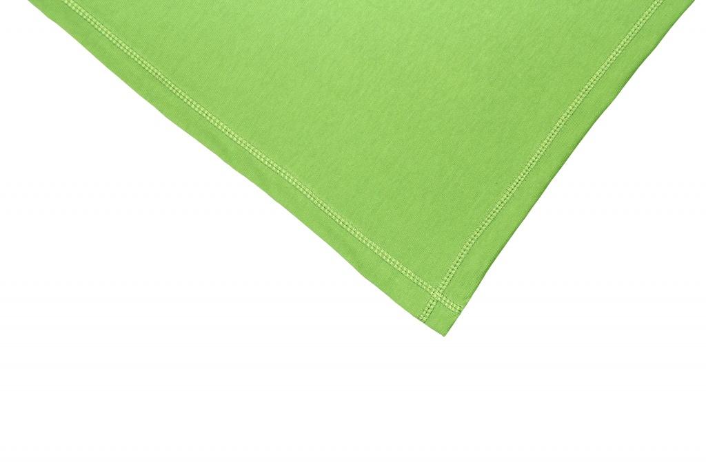 Emitex Letní deka BIO bavlna 70 x 100 cm zelená