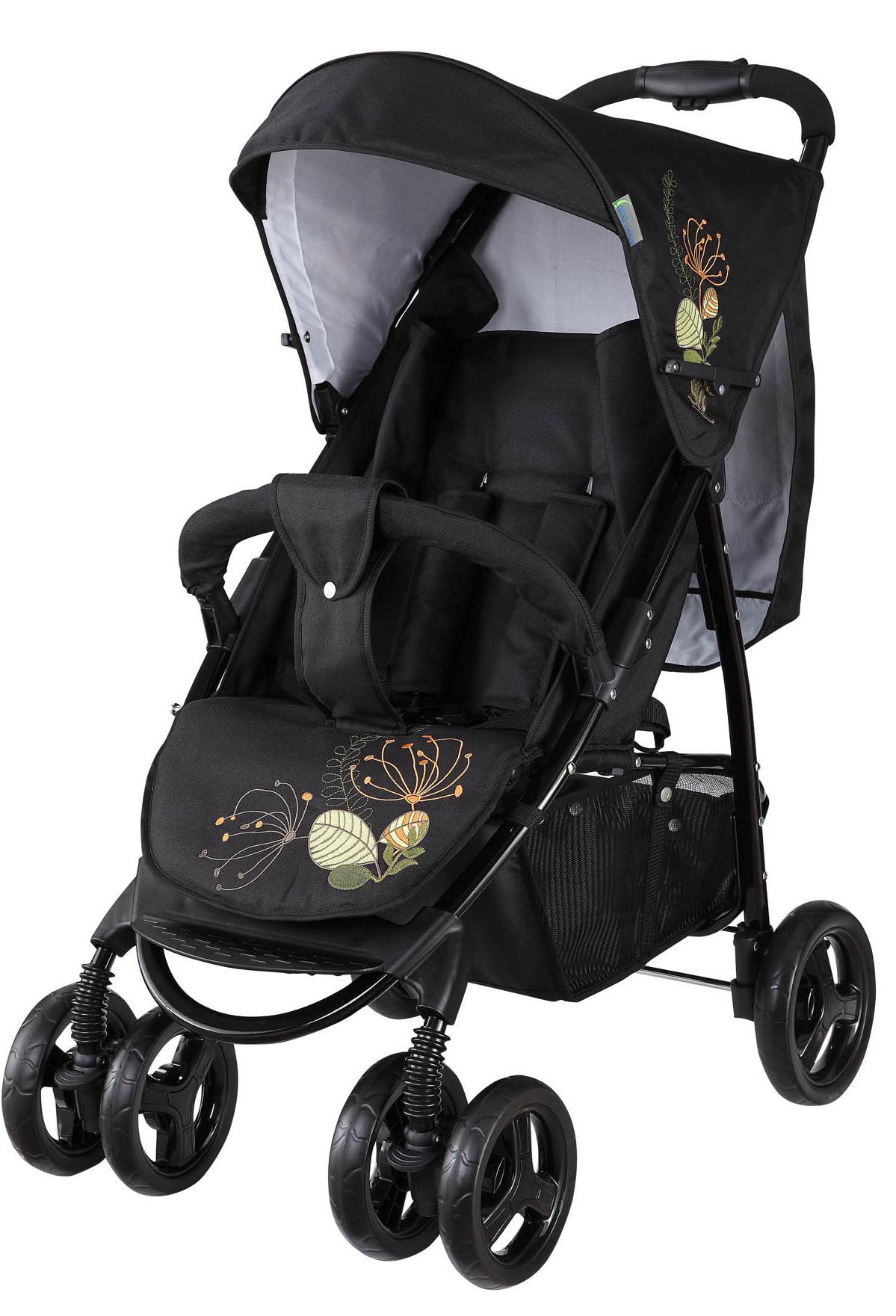 Knorr-baby STREETER Black-fleury