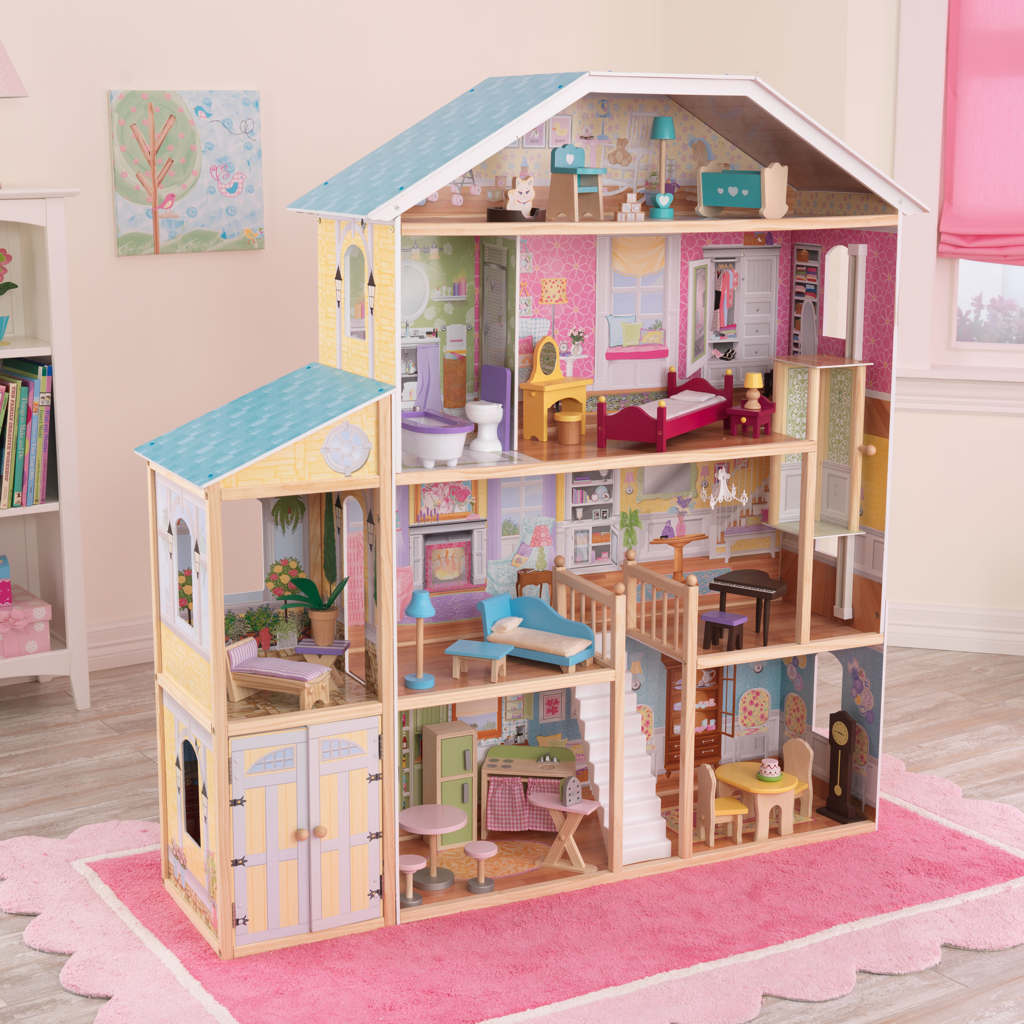 KidKraft Majestic Mansion domeček pro panenky