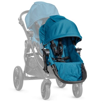 Baby Jogger City Select doplňkový sedák 2015 teal
