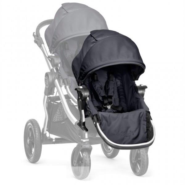 Baby Jogger City Select doplnkový sedák 2015 titanium