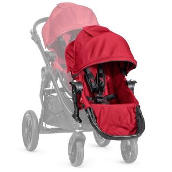 Baby Jogger City Select doplňkový sedák 2015 red