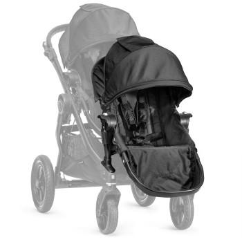 Baby Jogger City Select doplňkový sedák 2015 black