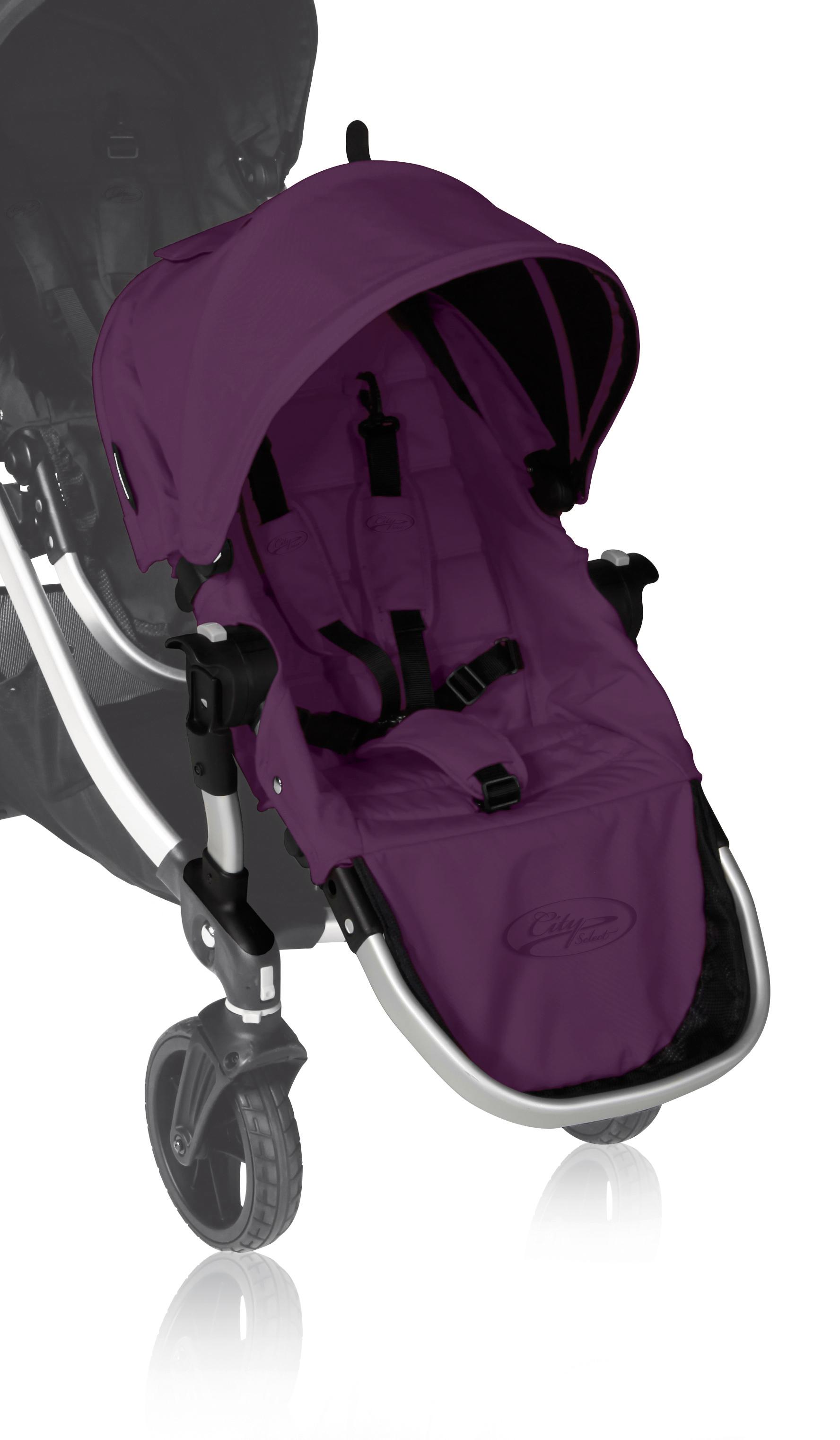 Baby Jogger City Select Doplňkový sedák 2015 amethyst