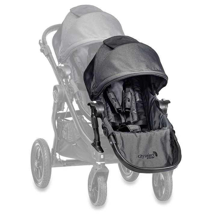 Baby Jogger City Select doplnkový sedák 2015 charcoal