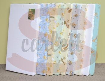 Scarlett molitanová matrace do kolébky 90 x 41 x 6 cm bílá
