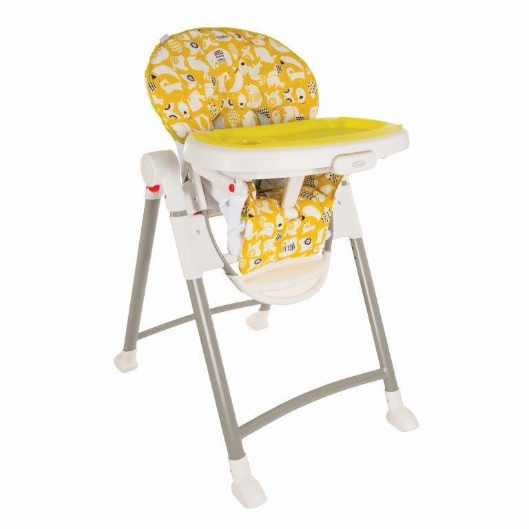 Graco Contempo 2016 spring lime