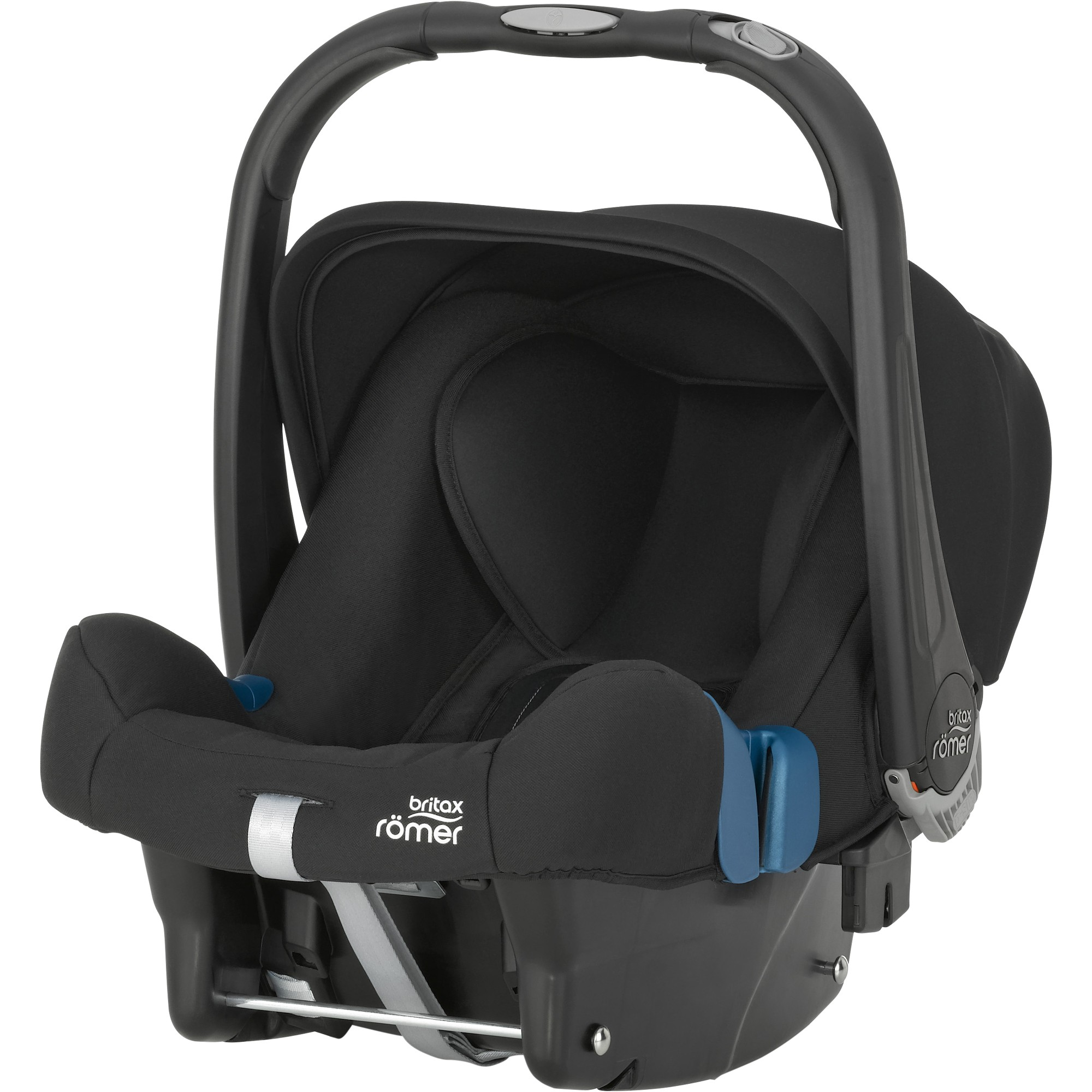 Römer Baby Safe Plus II SHR 2016 Cosmos Black