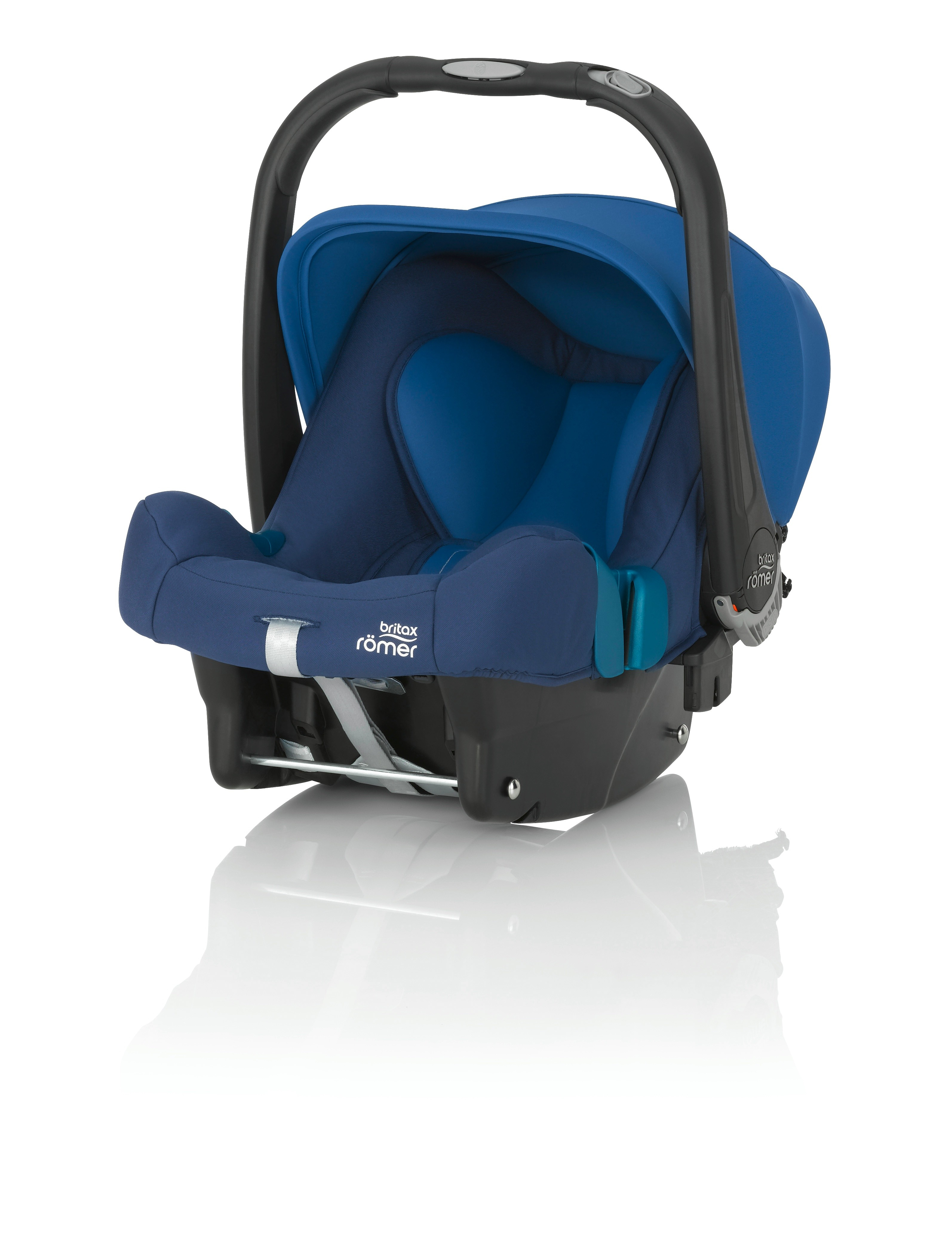Römer Baby Safe Plus II SHR 2016 Ocean Blue