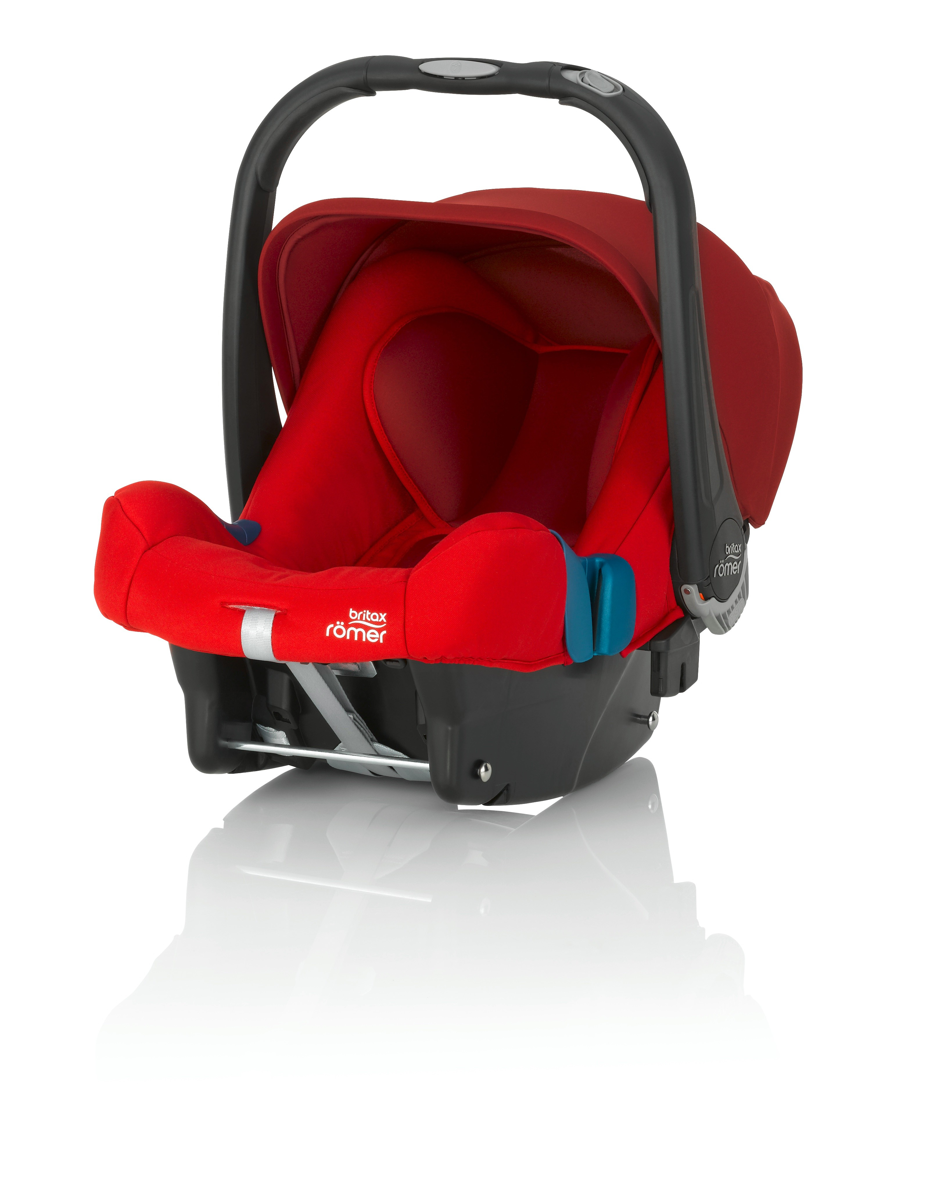 Römer Baby Safe Plus II SHR 2016 Flame Red