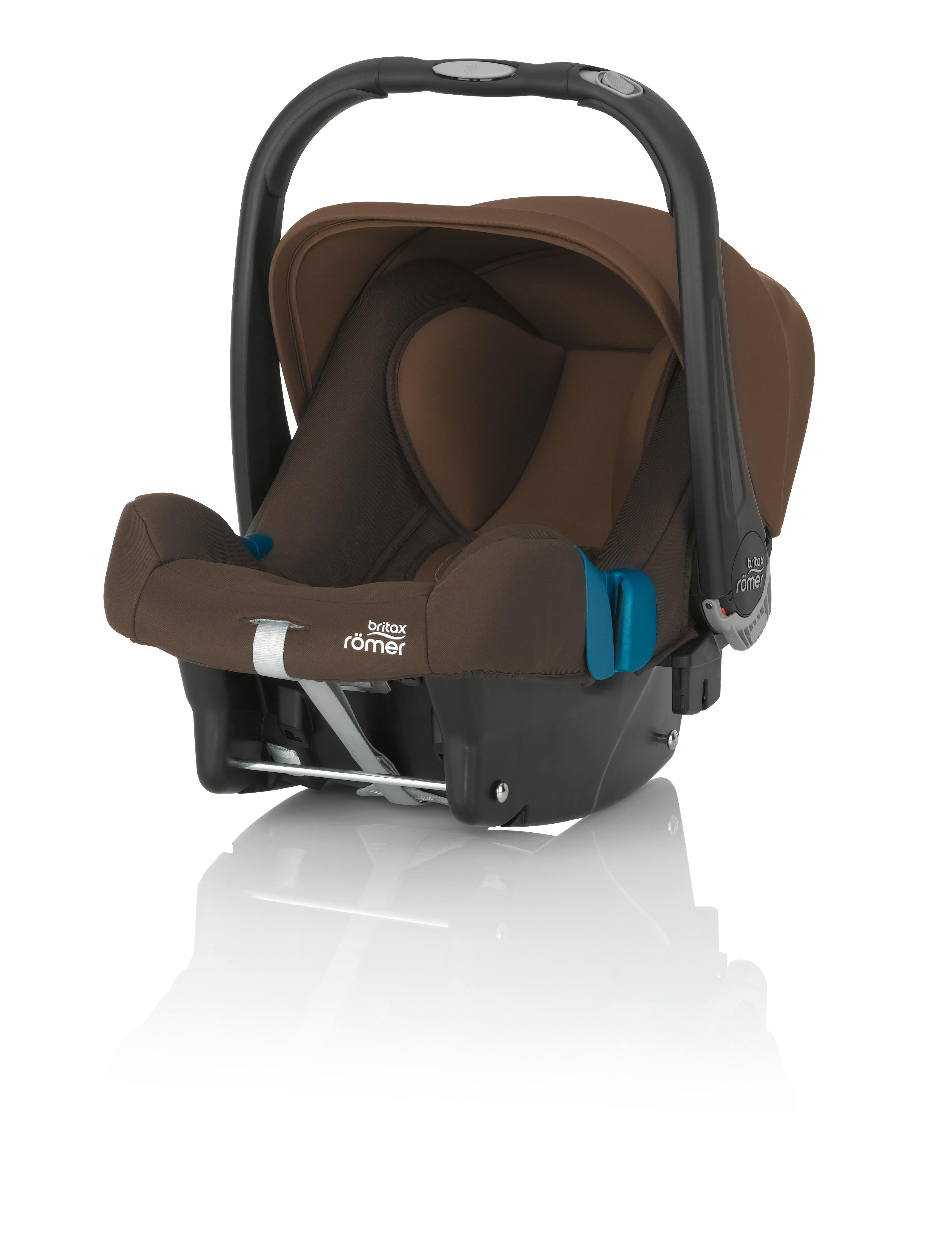 Römer Baby Safe Plus II SHR 2016 Wood Brown