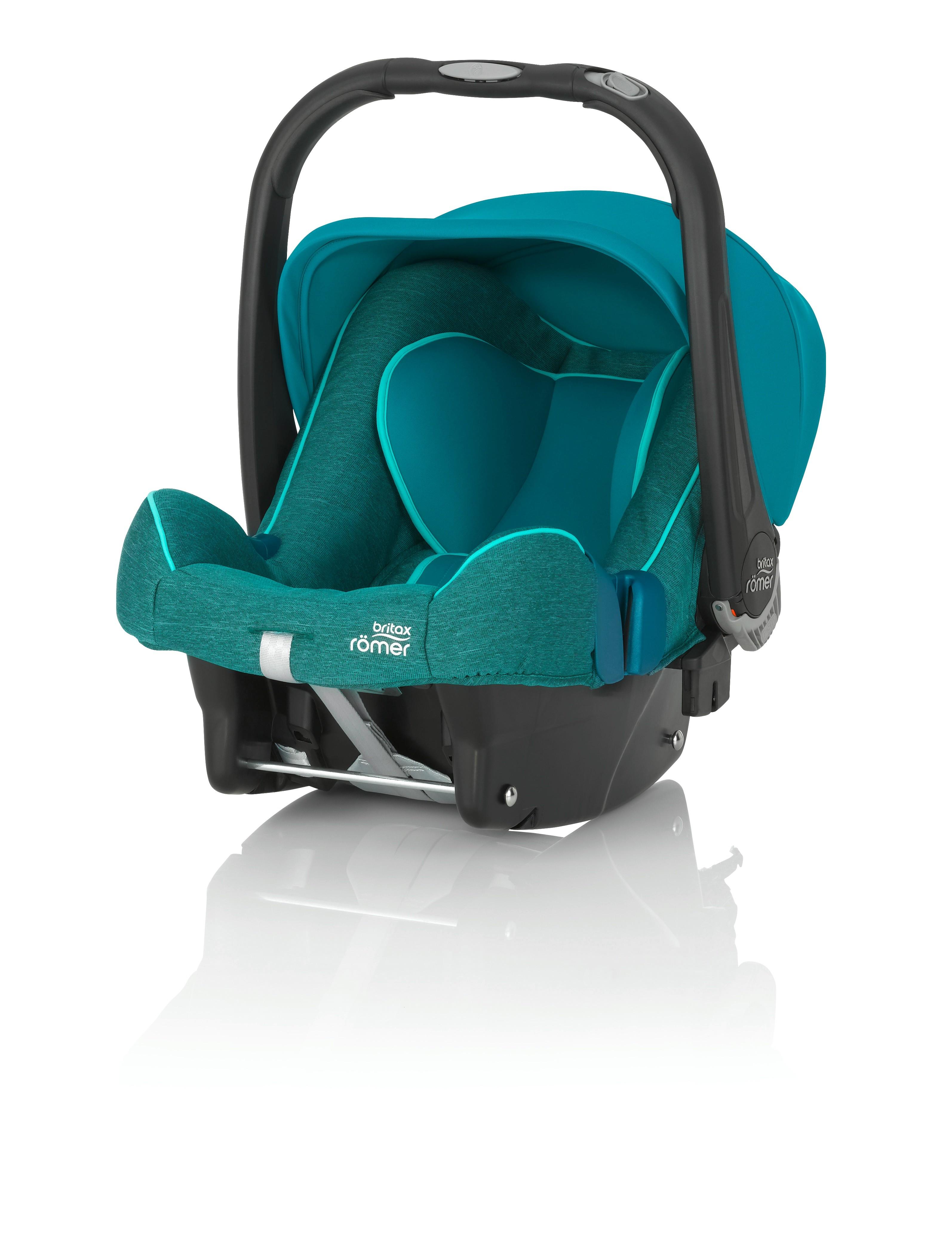 Römer Baby Safe Plus II SHR 2016 Green Marble