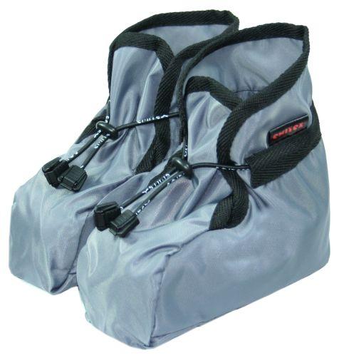 Dětské návleky na boty Emitex šedý