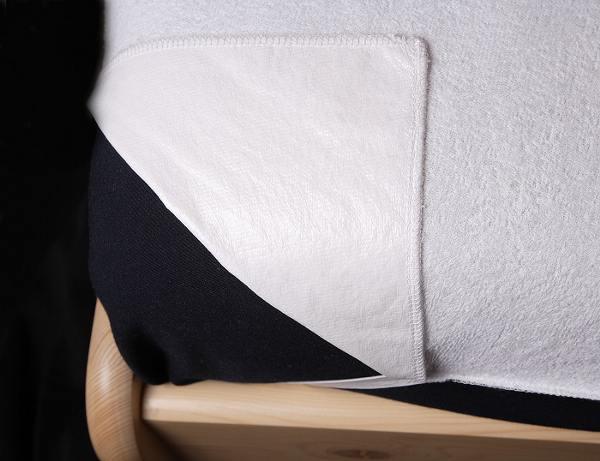 Chránič matrace do kolébky 50x90 cm Kaarsgaren