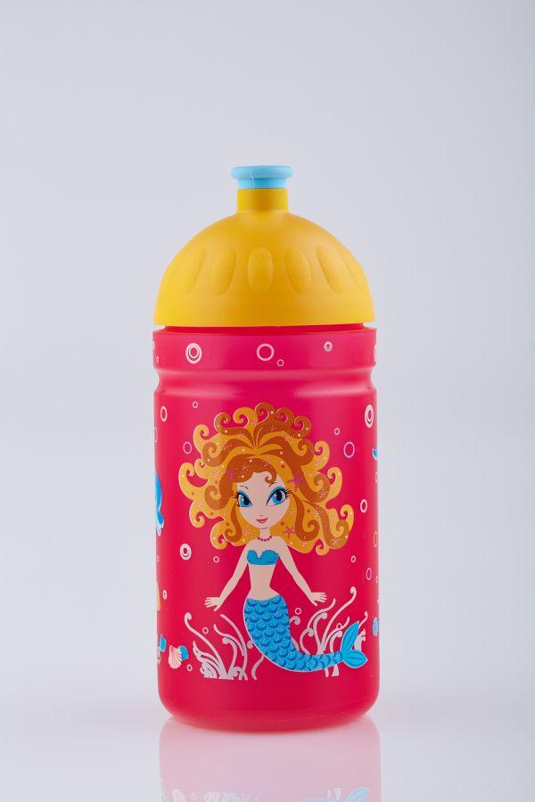 Zdravá lahev ® 0,5l dětská mořská panna