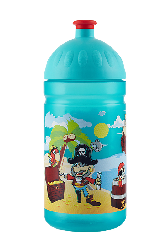 Zdravá lahev ® 0,5l dětská piráti