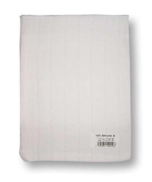 LTZ žínka z Tetra tkaniny, 1ks bílá