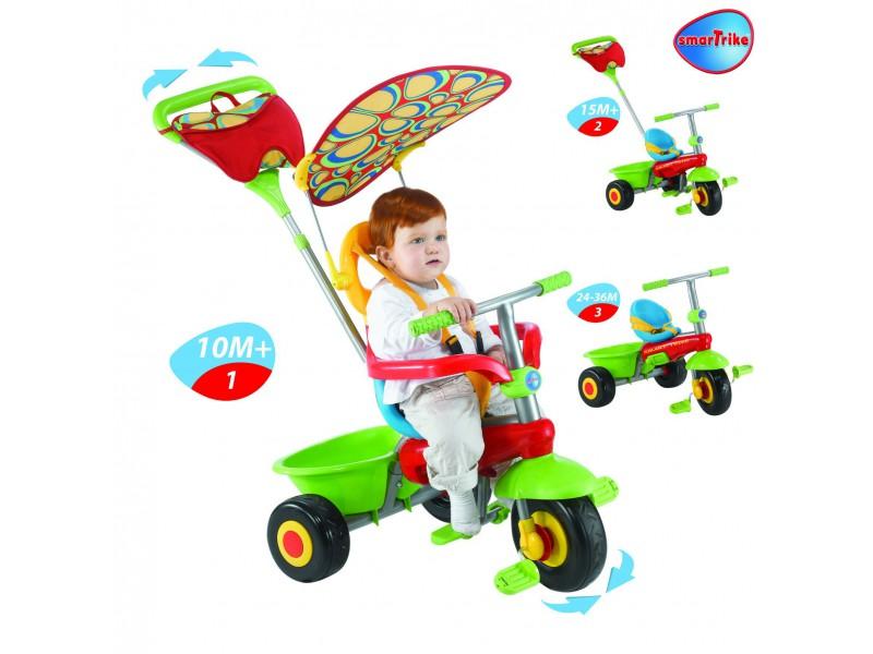 Smart Trike Plus Fresh tříkolka 1461800