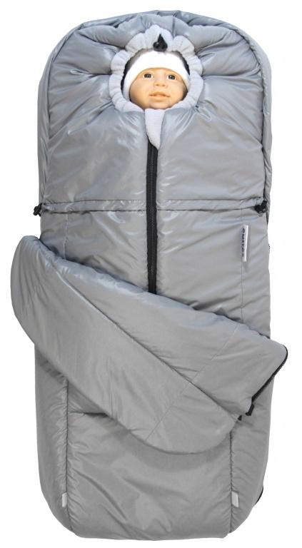 Emitex Complete 5v1 fusak šedá