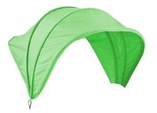 Valco - náhradní bouda k Snap 4 a Snap 3 zelená