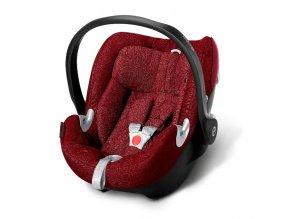 Cybex Aton Q Plus Platinum Line 2017 infra red