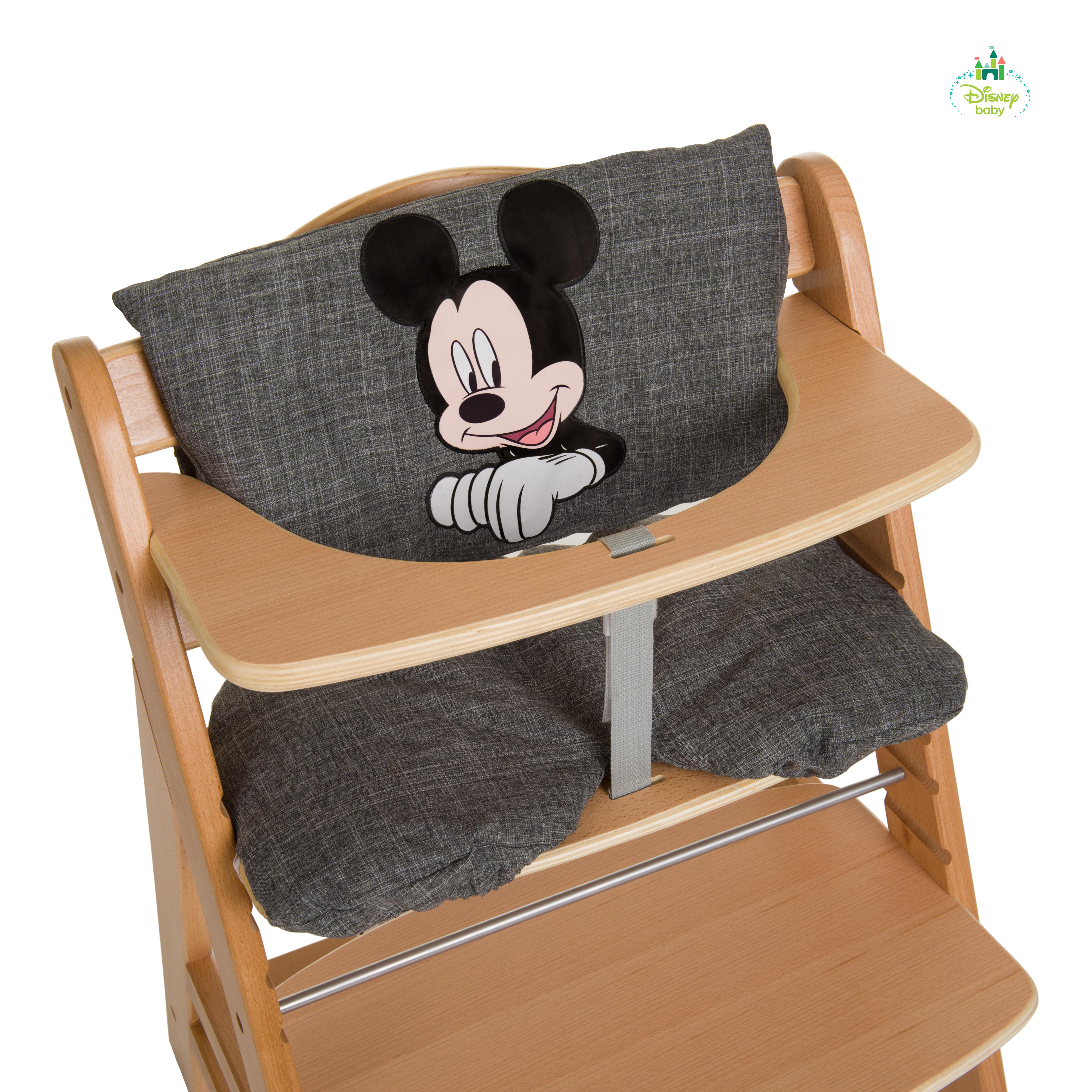Hauck Disney Potah DeLuxe 2017 na židličku Alpha: mickey grey