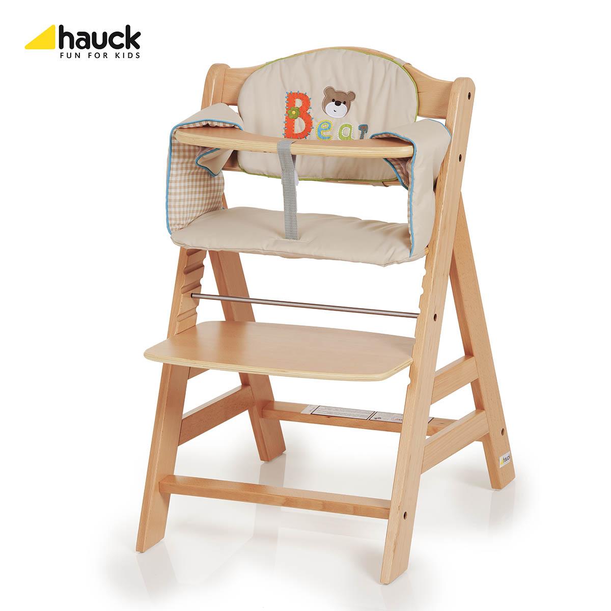 Hauck Potah DeLuxe 2017 na jídelní židličku : bear
