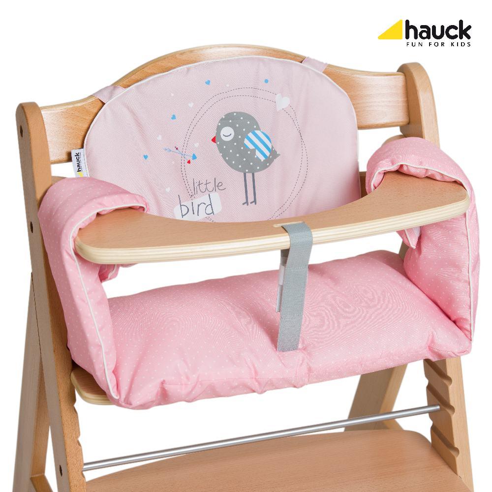 Hauck Potah DeLuxe 2017 na jídelní židličku Alpha: birdie
