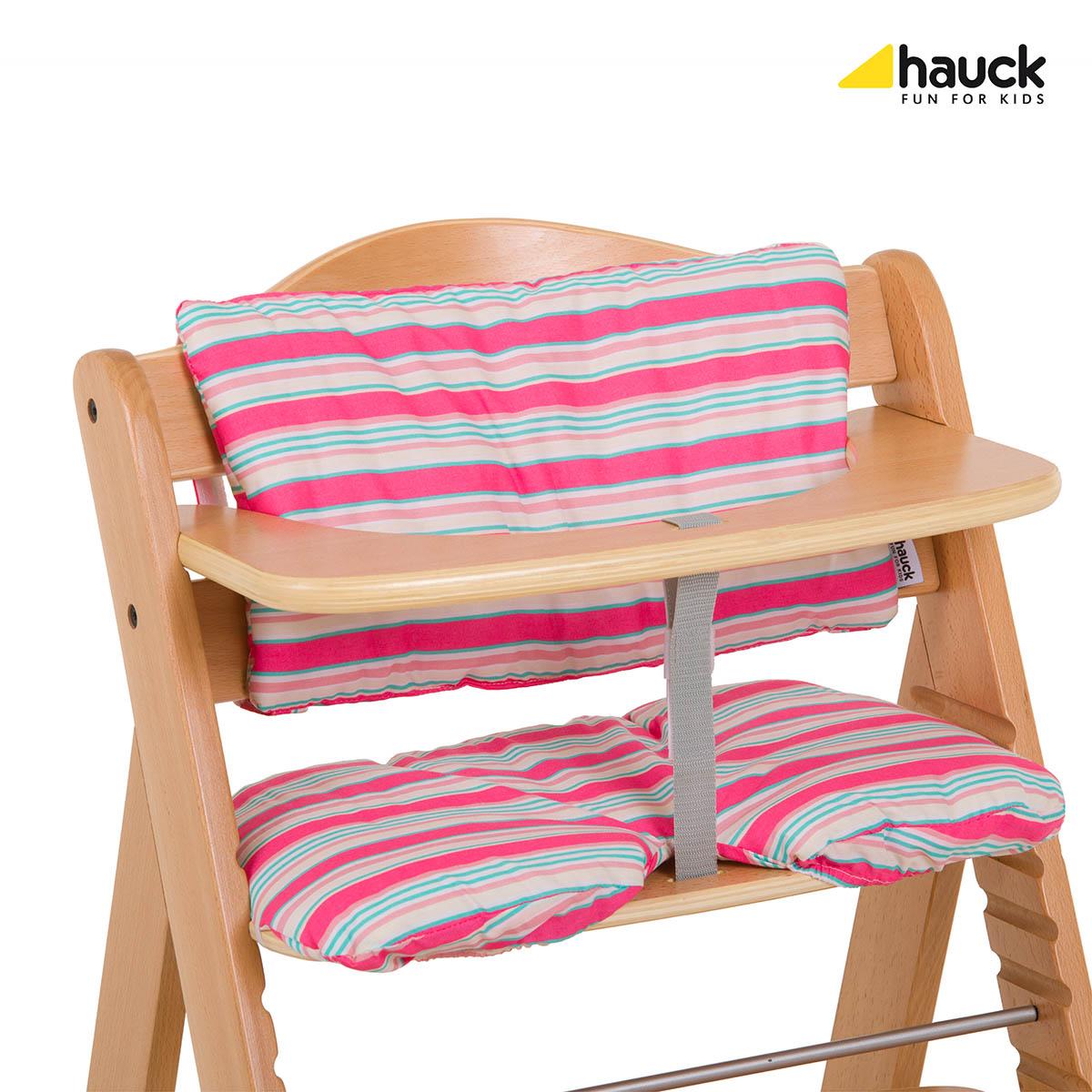 Hauck Potah 2016 na židličku Alpha : multi girl