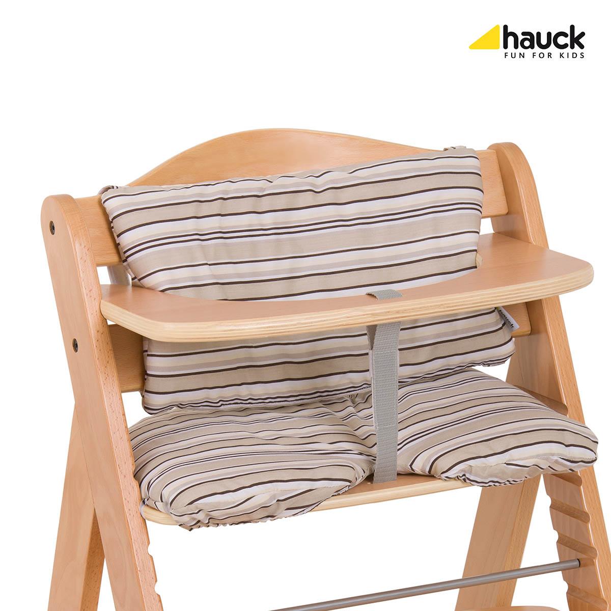 Hauck Potah 2017 na židličku Alpha : multi beige