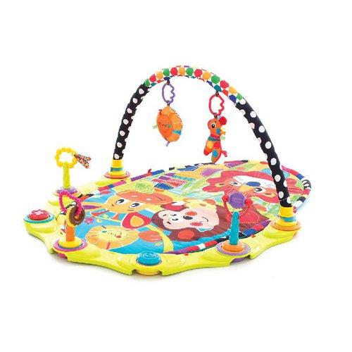 Playgro - Hrací deka s flexibilní hrazdičkou