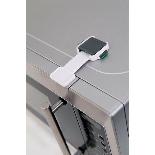 Lindam - Dvojítá víceúčelová bezpečnostní zábrana nalepovací 1ks (Xtra Guard)