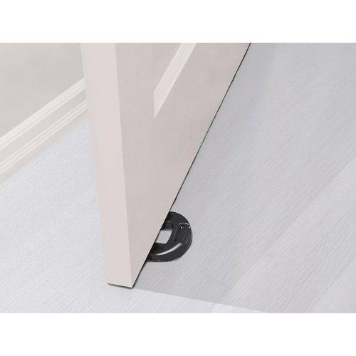 Lindam - Bezpečnostní zábrana na dveře gumová 1ks (Xtra Guard)