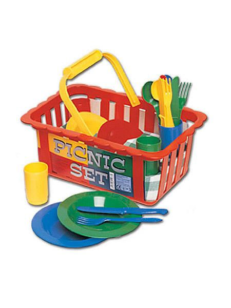 Dětská sada nádobí picnic